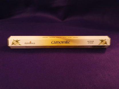 Camomile incense sticks