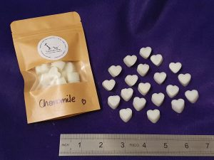 Chamomile mini melts pack of 20