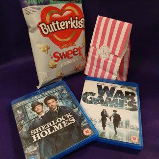 War Games & Sherlock Holmes