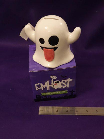 ghost money box