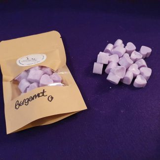 Bergamot mini melts