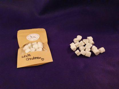White Christmas mini melts