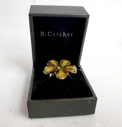 B.Catcher adjustable ring