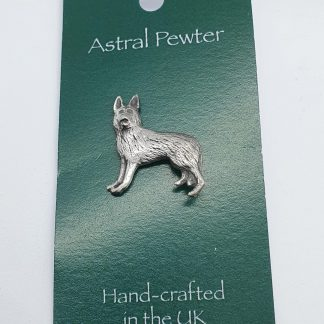 Pewter GSD pin