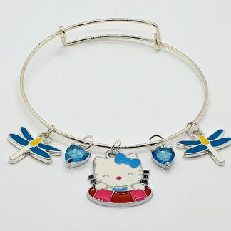 Adjustable bracelet with Hello Kitty (JC010)