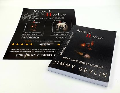 Jimmy Devlin book and Poster