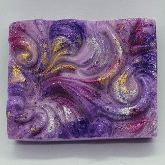 Lavender Sparkle soap