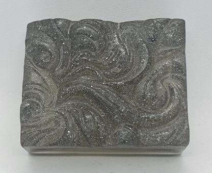 Midnight Sparkle soap