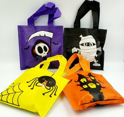Trick or Treat Bags for Pets (Dogs)