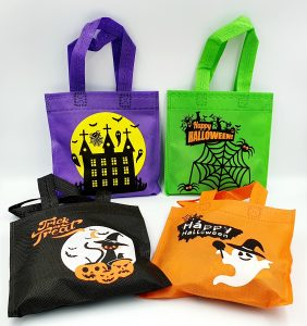 Trick or Treat Sweet Bags